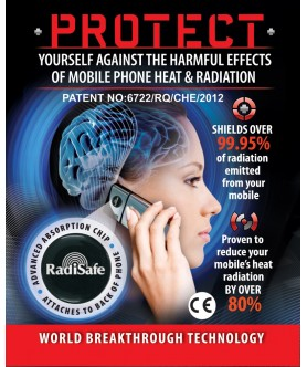 RadiSafe Personal EMF Protection Device